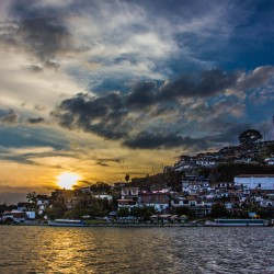 Sunset_Pátzcuaro